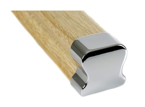 Hdr Chrome Handrail End Cap